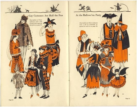 Halloween Trends Throughout the Years