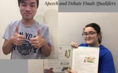 Speech and Debate First Semester Season
