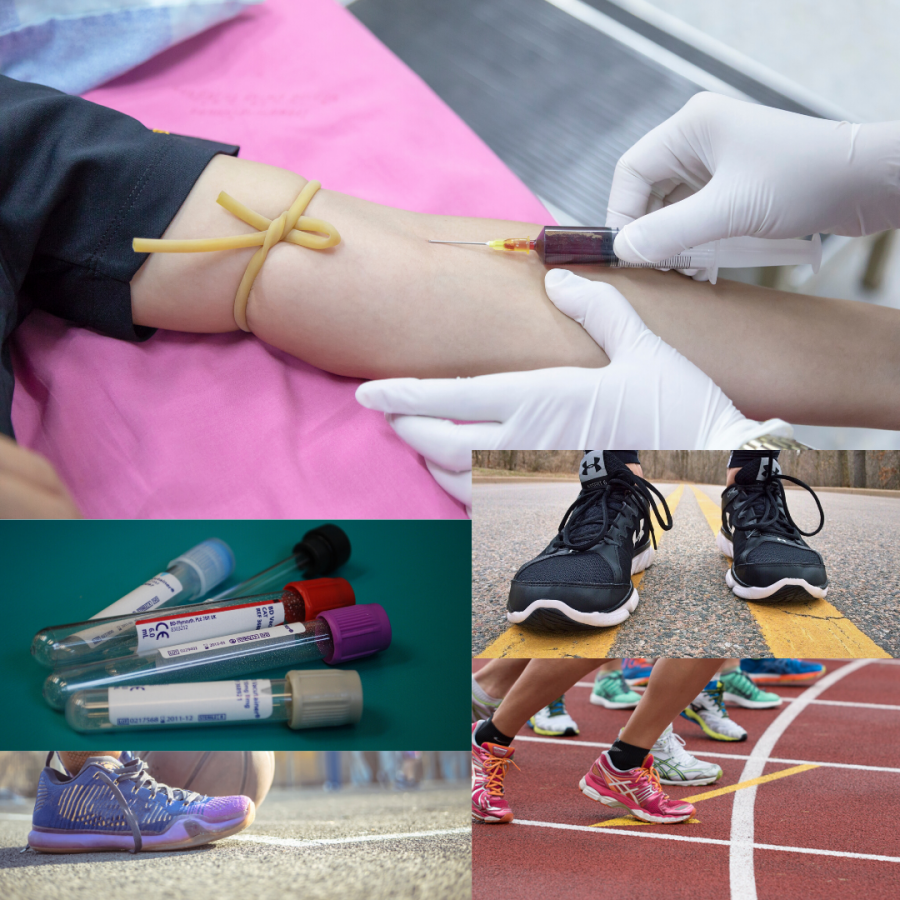 Donating blood can have a huge effect on athletic performance and overall health.