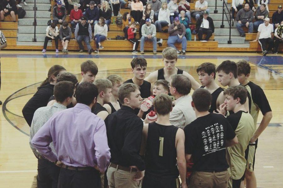Boys Basketball 1/15
