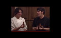 Whats Cookin: Mozzarella Sticks