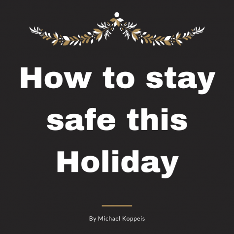 How to stay safe during the winter holidays in 2020