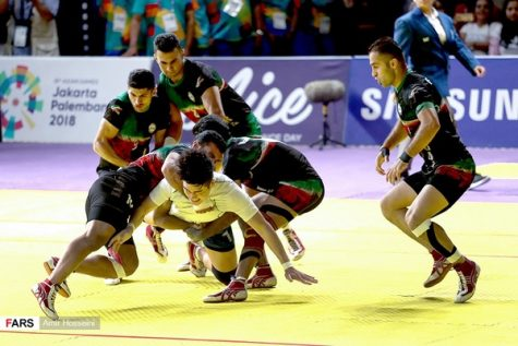 Unique Sports From Around The World – Kabaddi