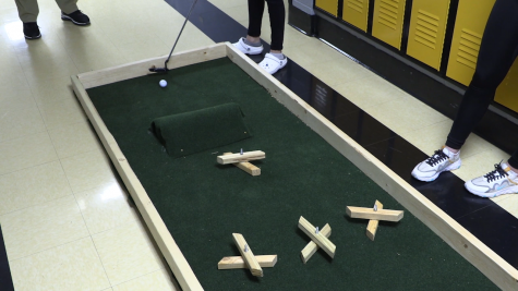 Mini Golf at FMS