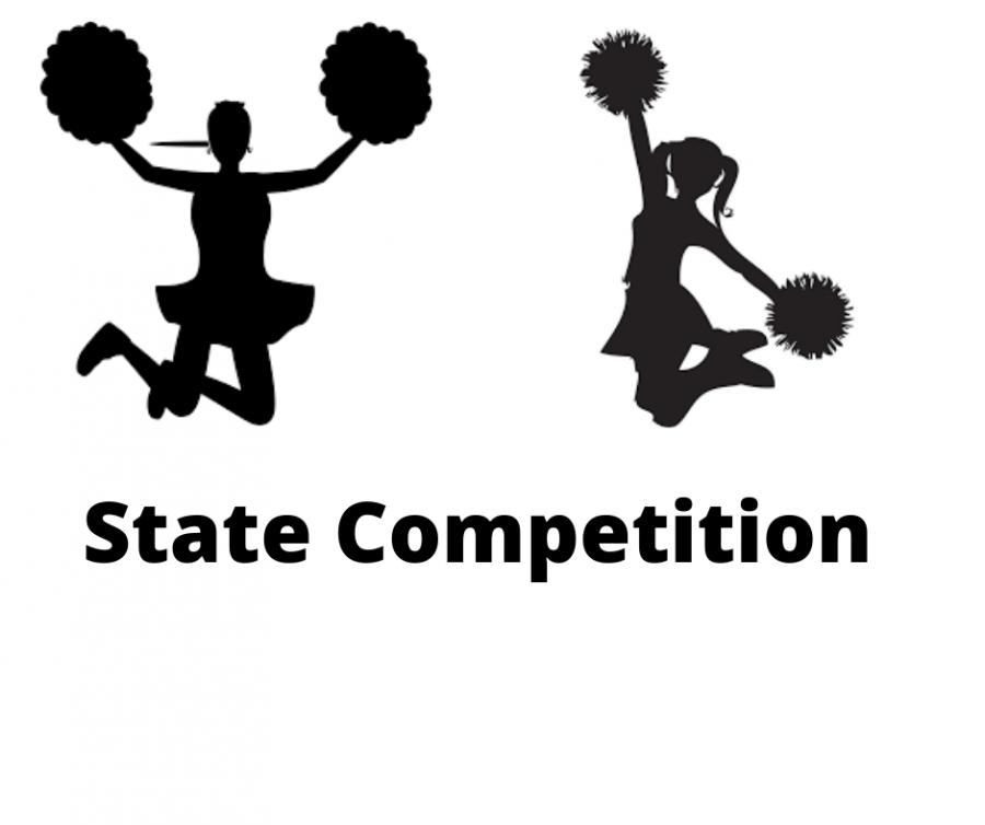Cheerleaders Take 2nd At Regionals