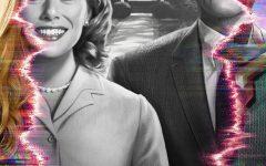 Wanda Maximoff (Elizabeth Olsen) & The Vision (Paul Bettany) in Marvel's WandaVision