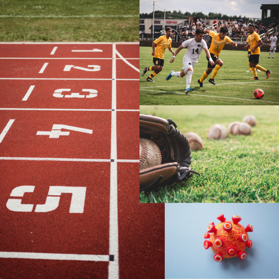 The 2021 spring sports season is coming up quickly!  These activities are highly anticipated, especially since they were unable to happen last year!