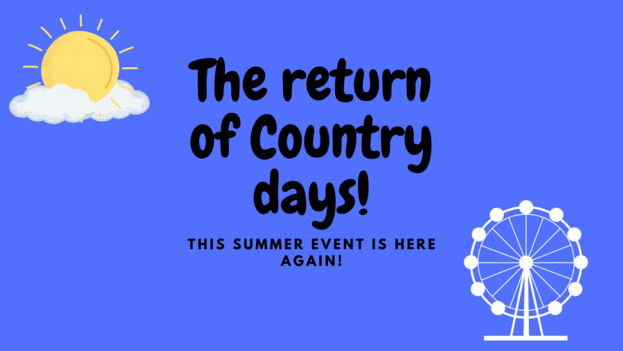 The Return of Country Days
