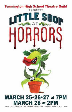 Spring Musical – Little Shop of Horrors