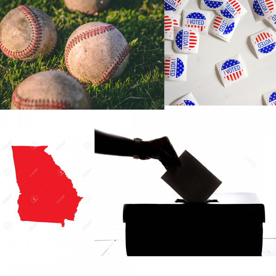 MLB moved the location of the 2021 All-Star Game in protest of Georgia's new voting laws.