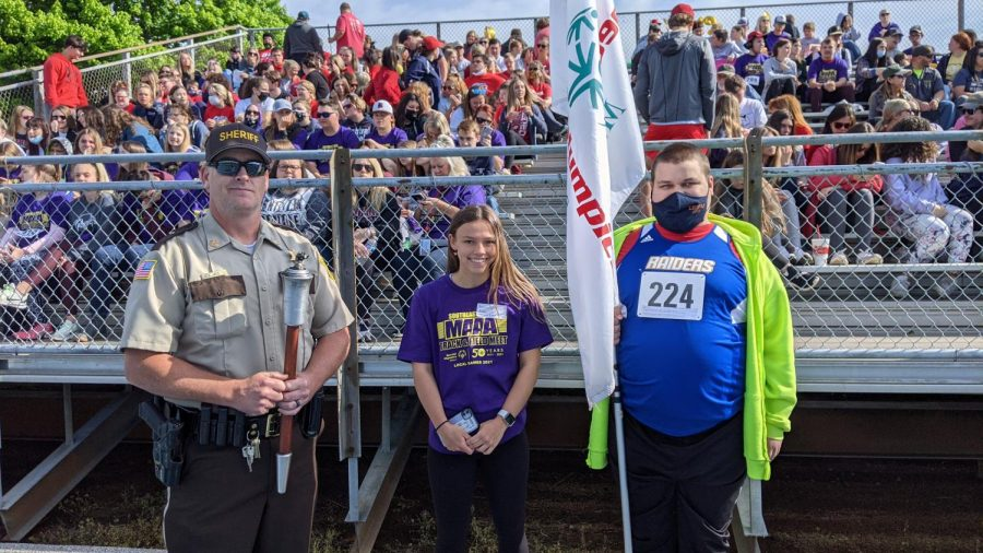 Special+Olympics+held+at+North+County+High+School.